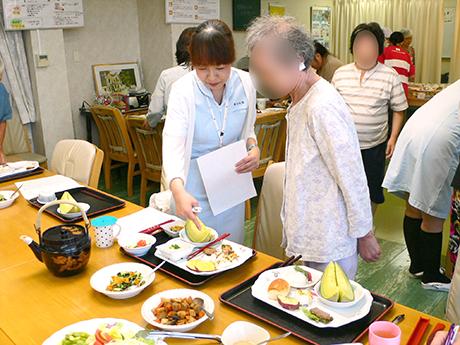 食事療法のプログラム