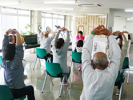 運動療法集中プログラム